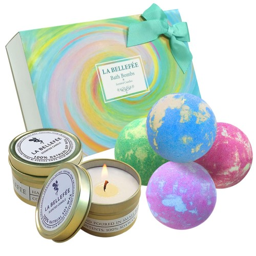 Win A Bath Bombs Gift Set!